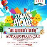Startup Picnic JHB 25 April 2015